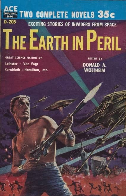 The Earth in Peril-small