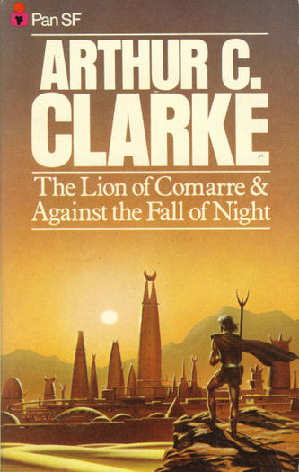 The Lion of Comarre and Against the Fall of Night-small