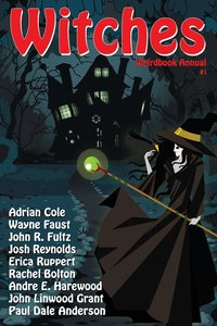 Weirbook Annual 1 Witches-small