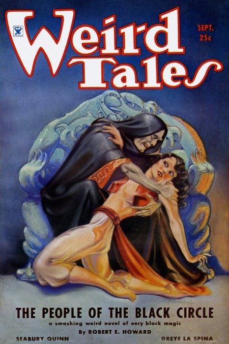 Weird Tales September 1934