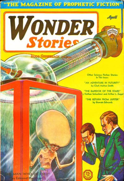 Wonder Stories April 1931-small