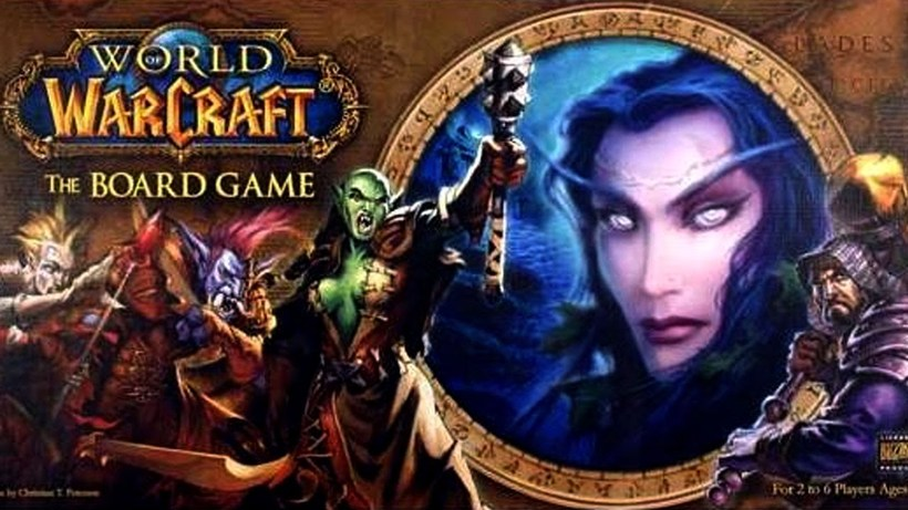 World of WarCraft Board Game-small