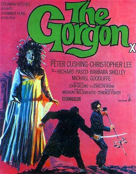 gorgon-1964-poster