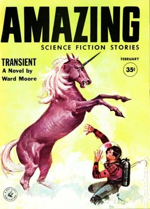 Amazing Science Fiction Stories February 1960-small