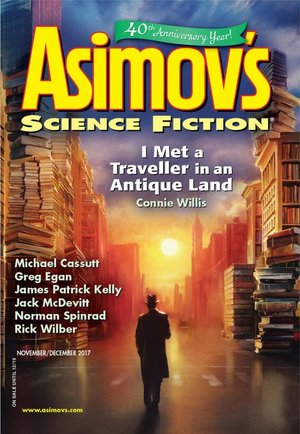 Asimov's Science Fiction November December 2017-small