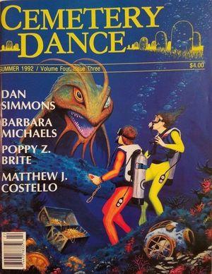Cemetery Dance Summer 1992-small