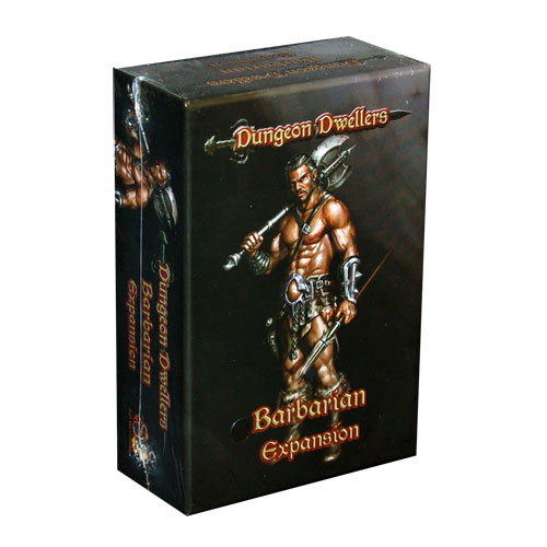 Dungeon Dwellers Barbarian