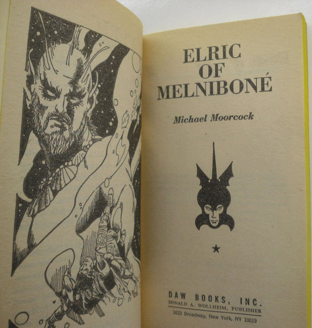 Elric of Melnibone DAW-small