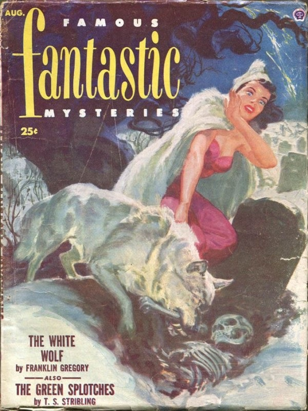 Famous Fantastic Mysteries August 1952-small