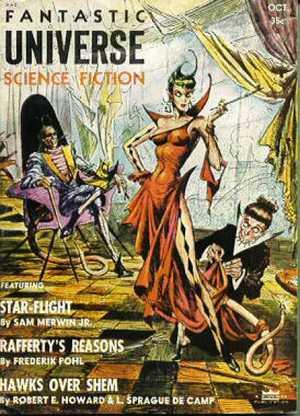 Fantastic Universe October 1955-small