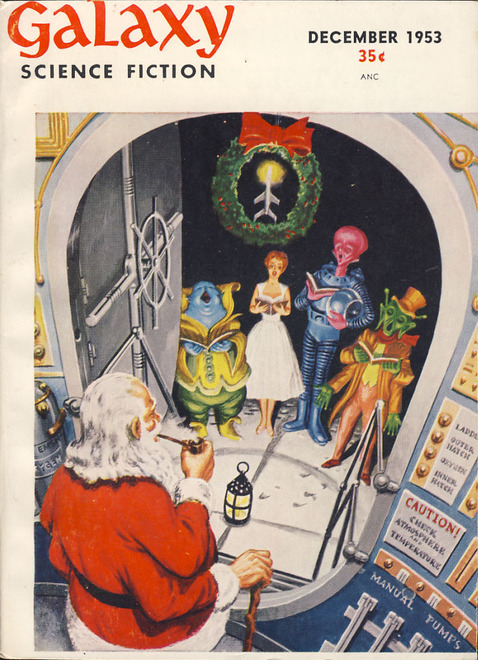 Galaxy Science Fiction December 1953-small