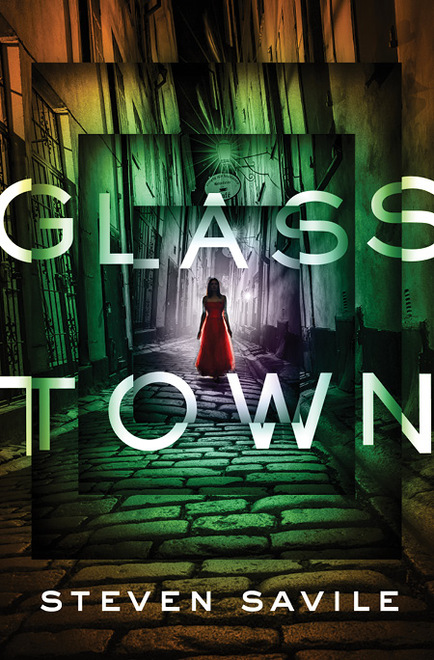 Glass Town Steven Savile-small