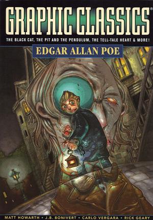 Graphic Classics Edgar Allan Poe-small
