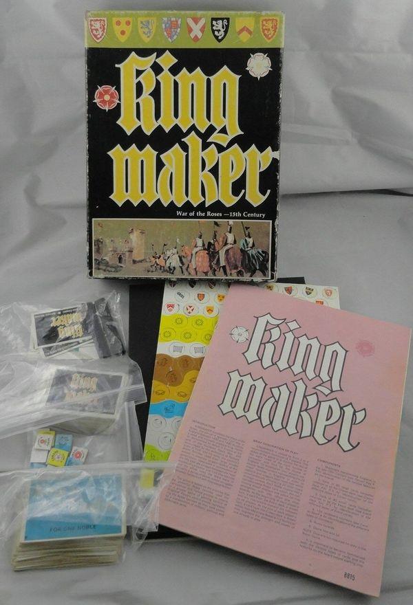 King Maker Avalon Hill-small