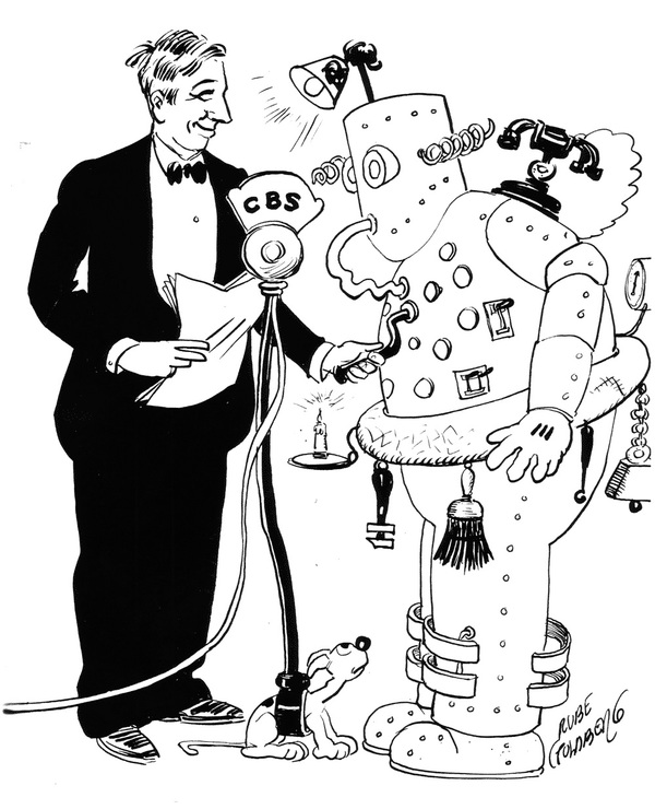 Rube-Goldberg-promotion-cartoon-for-1935-radio-show-small