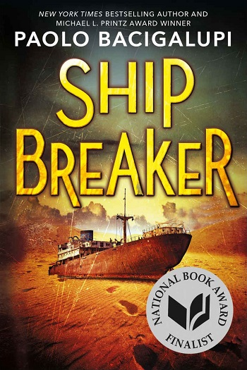 Ship Breaker Paolo Bacigalupi-small