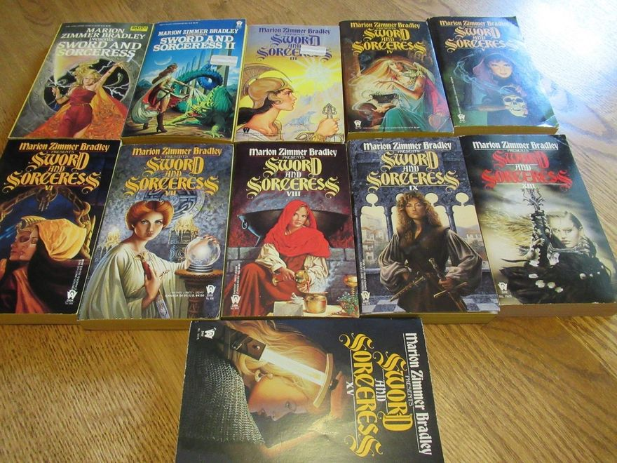 Sword & Sorceress Anthologies-small