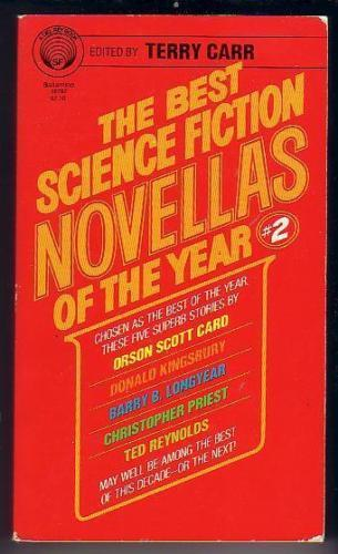 The Best Science Fiction Novellas of the Year 2-small 2