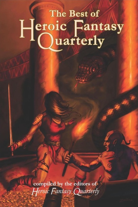 The Best of Heroic Fantasy Quarterly Volume 2-small