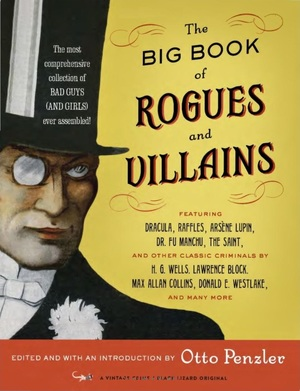 The Big Book of Rogues and Villains-small