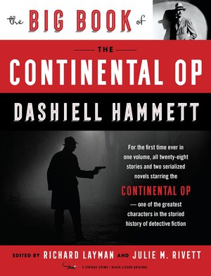 The Big Book of the Continental Op-small