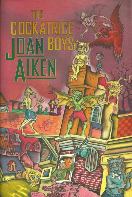 The Cockatrice Boys Joan Aiken-small