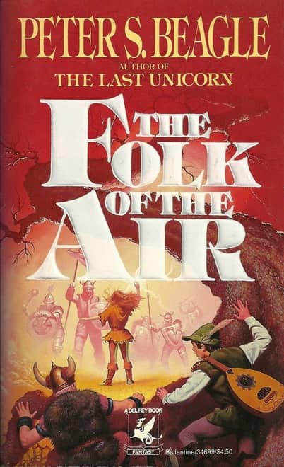 The Folk of the Air-small