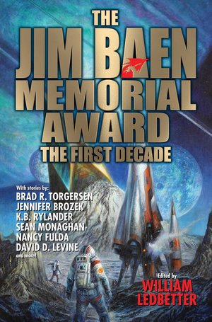 The Jim Baen Memorial Award The First Decade-small
