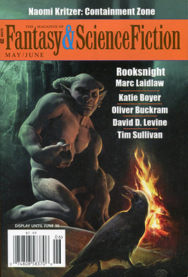 The Magazine of Fantasy & Science Fiction May-June 2014-small