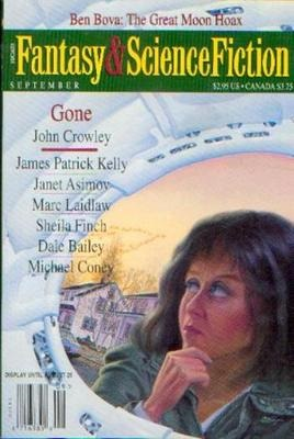 The Magazine of Fantasy & Science Fiction September 1996-small