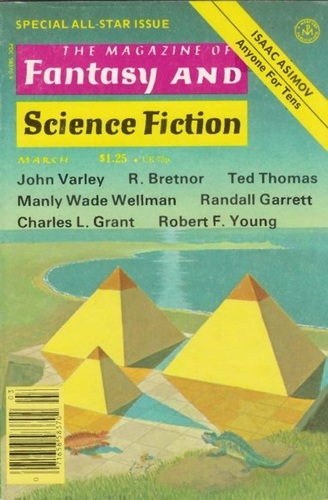 The Magazine of Fantasy and Science Fiction March 1978-small