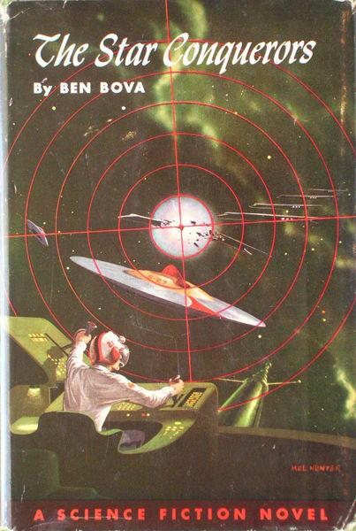 The Star Conquerors Ben Bova-small