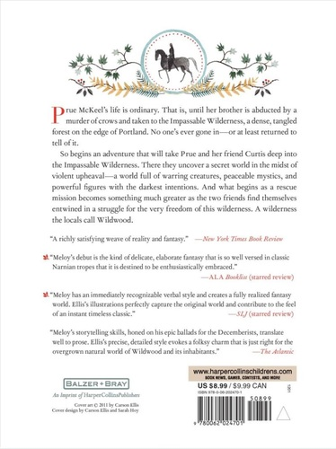 Wildwood Colin Meloy-back-small
