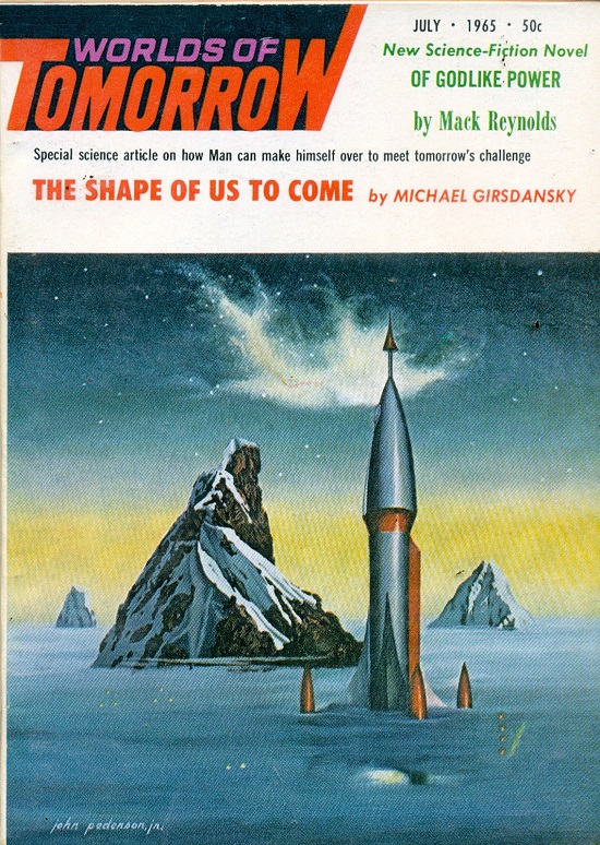 Worlds of Tomorrow July 1965-small