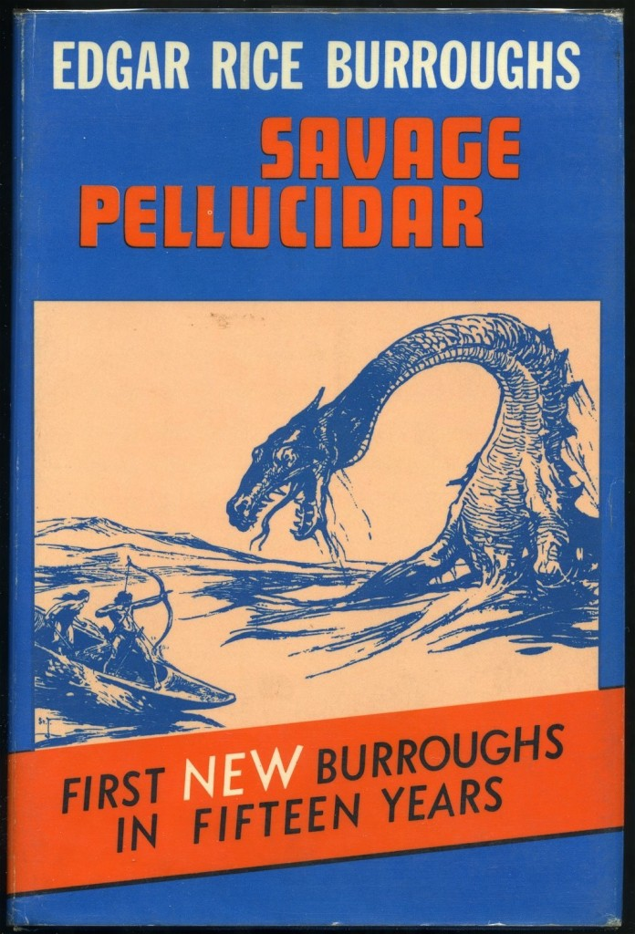 savage-pellucidar-canaveral-press-edition-cover