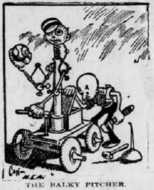 1905-01-01 Pittsburgh Press 24 The Balky Pitcher