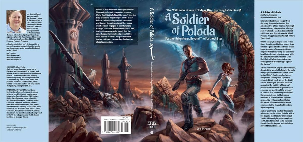 A Soldier of Poloda by Lee Strong-small
