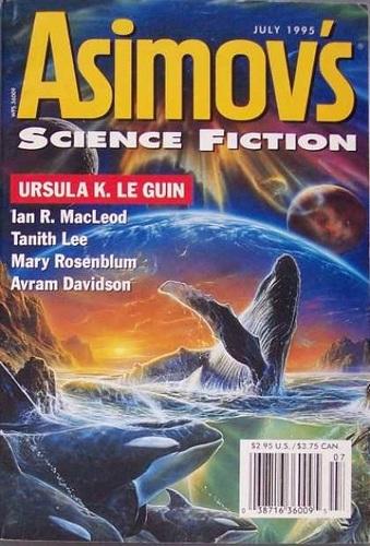 Asimov's Science Fiction July 1995-small