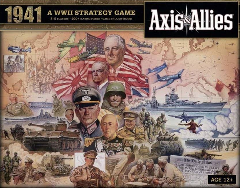 Axis and Allies 1941-small