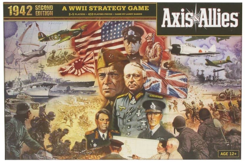 Axis and Allies 1942-small