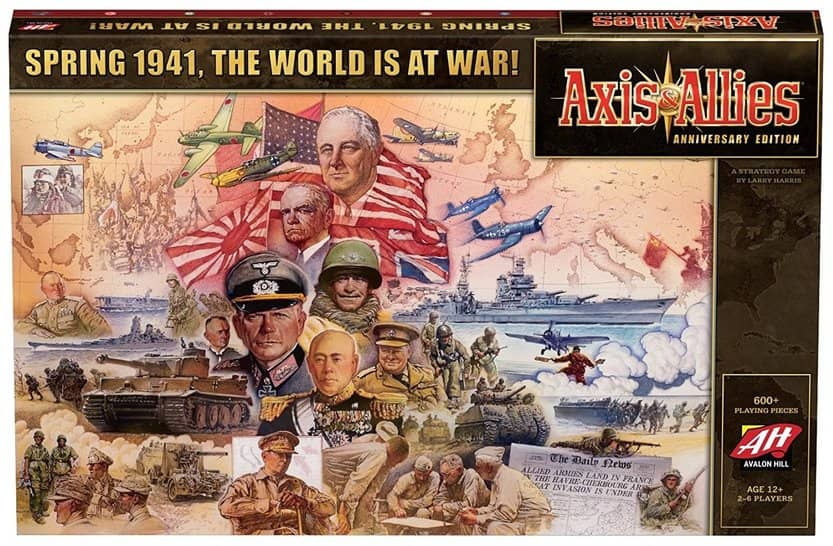 Axis and Allies Aniversary Edition-small