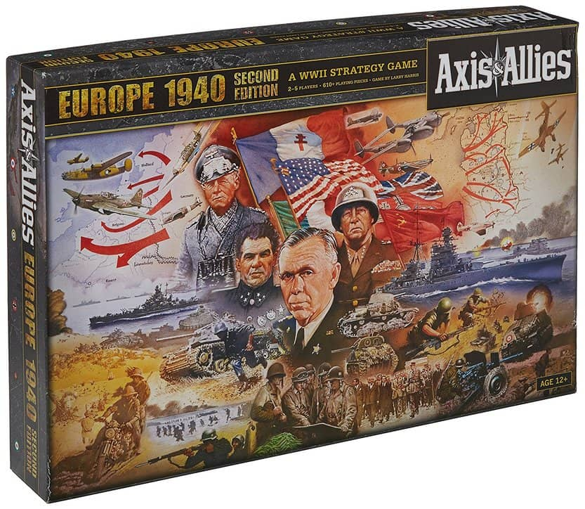 Axis and Allies Europe 1940-small