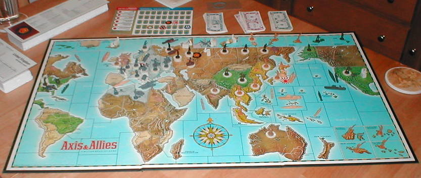 Axis and Allies original-map-small