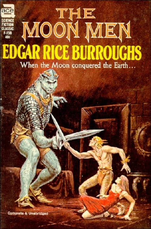 Burroughs The Moon Men-small