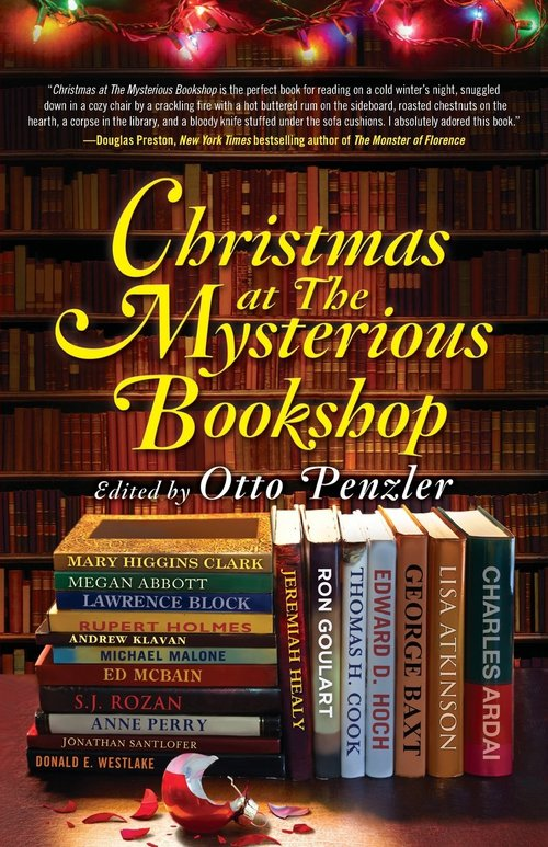Christmas at the Mysterious Bookshop-small