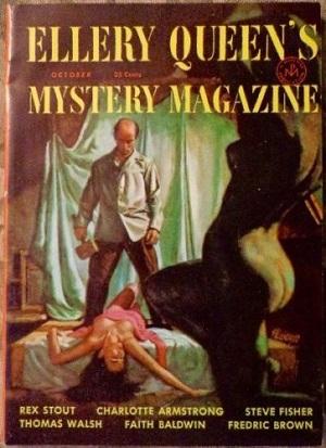Ellery Queen Mystery Magazine October 1953-small