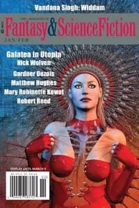 Fantasy and Science Fiction Magazine January February 2018-small