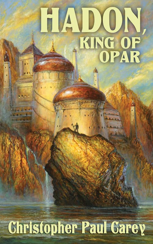 Hadon King of Opar-small