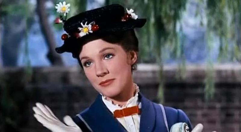 Julie Andrews as Mary Poppins-small