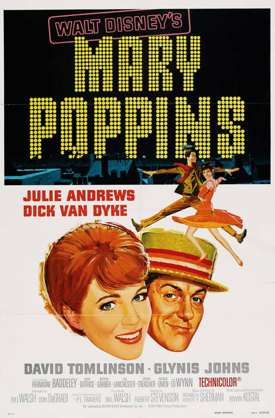 Mary Poppins Poster-small